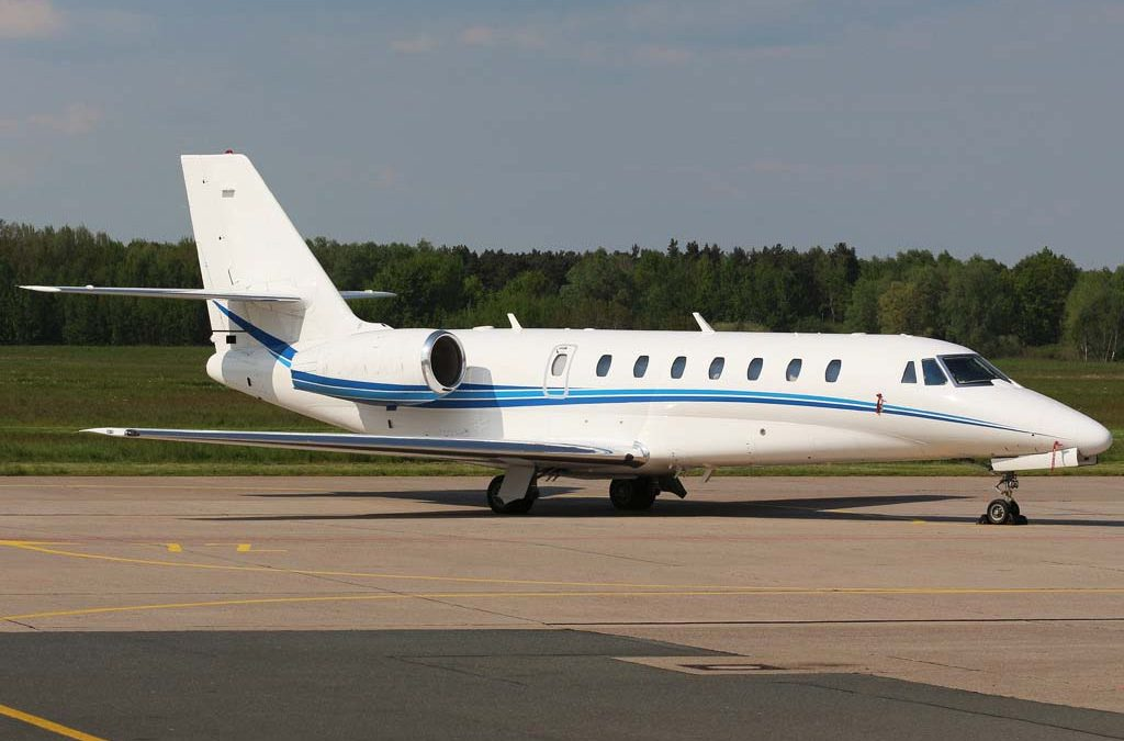Satılık 2009 Cessna Citation Sovereign
