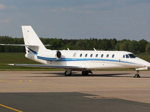 2009 Cessna Citation Sovereign For Sale