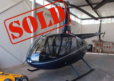 Robinson R66 For Sale